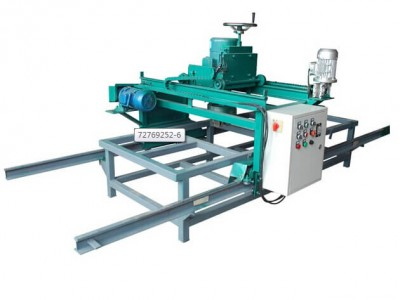 Granite Bush Hammer Machine