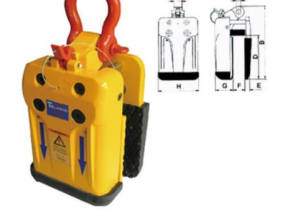 Stone Slab Clamp Lifter