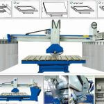 Stone Bridge Cutting Machine