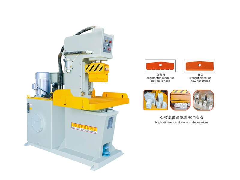 Stone Splitting Machine