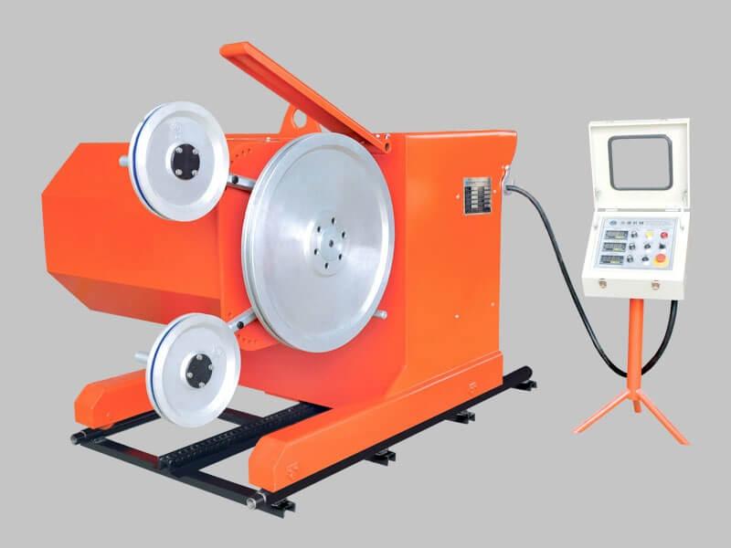 Quarry Diamond Wire Saw Machine