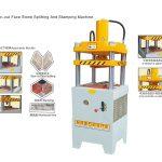 Stone Splitting Stamping Machine