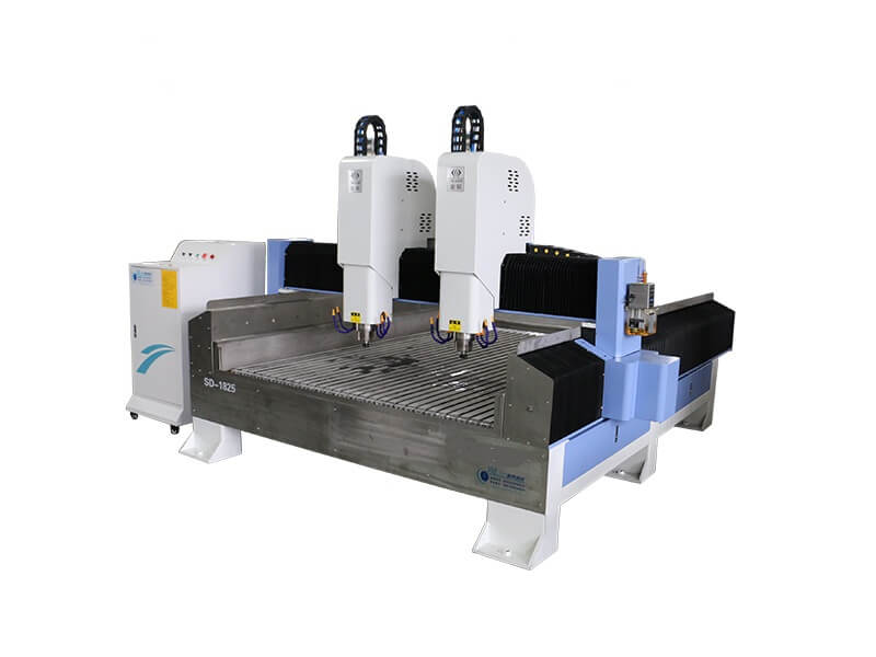 How to use stone engraving machine