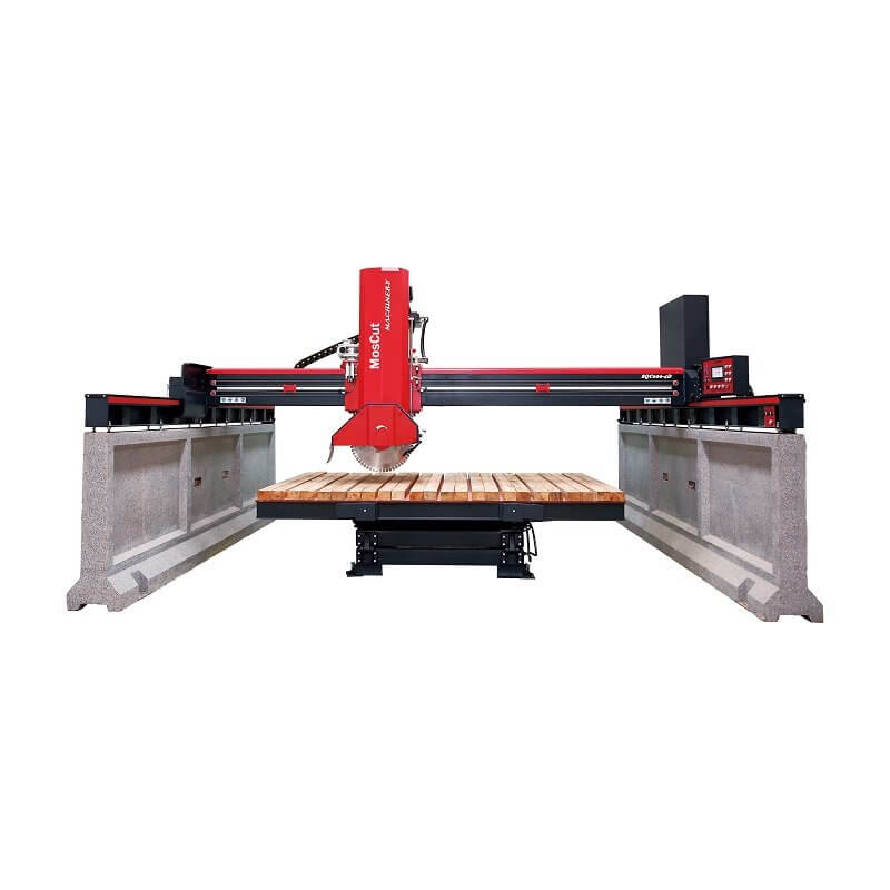 Stone Bridge Cutting Machine