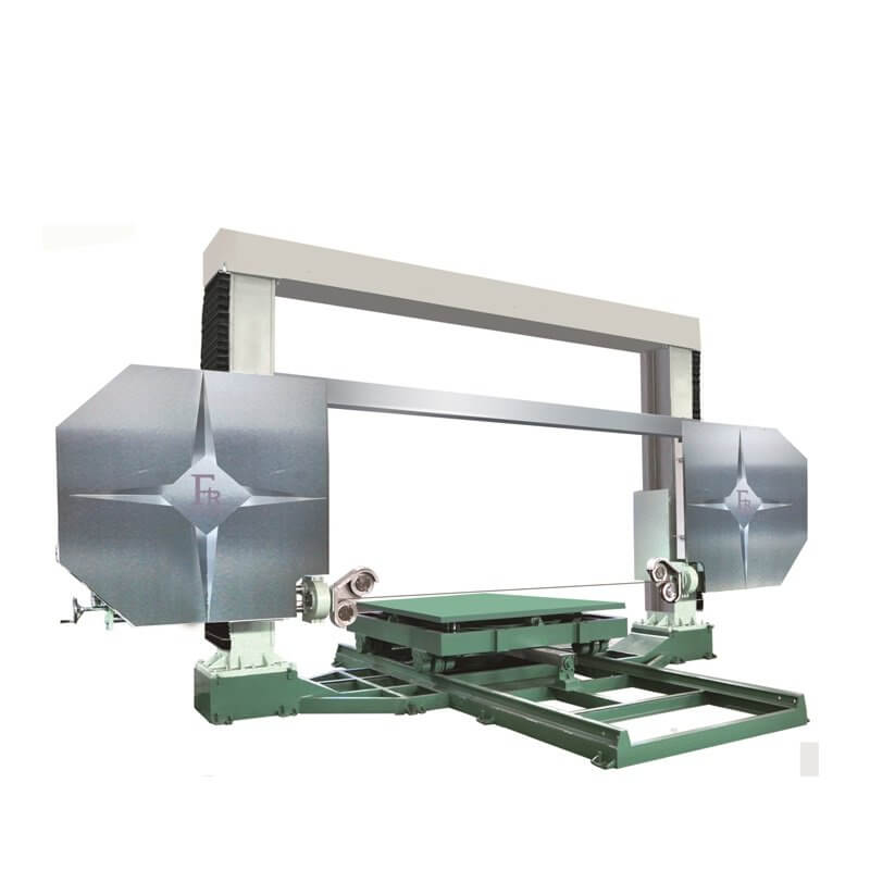 CNC Diamond Wire Saw Machine