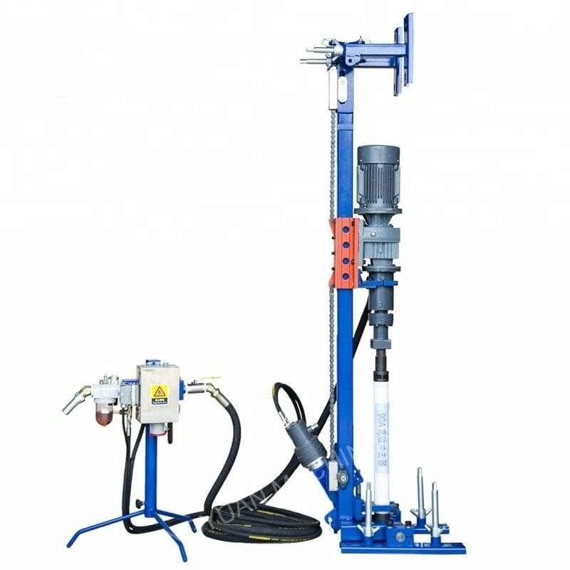 Drilling Machine for Stone Quarry