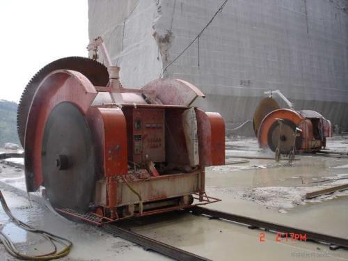 Marble Granite Stone Mining Machine