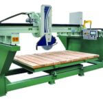 Marble Granite Miter Saw Machine