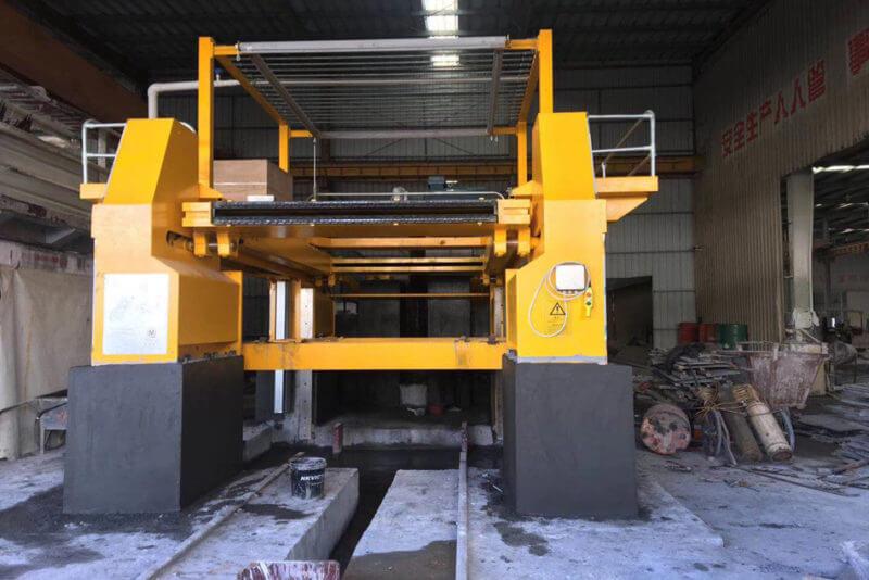 Marble Frame Saw Machine
