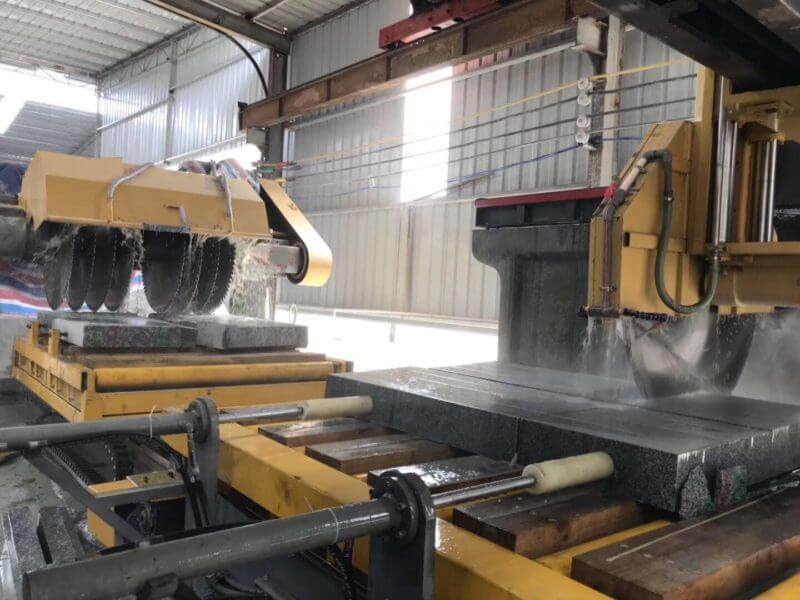 Cutting Machine for Kerbstone