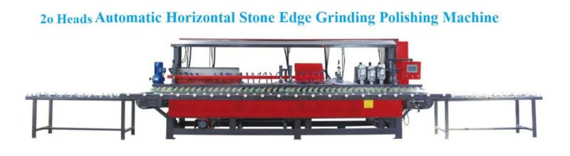 Automatic Horizontal Stone Edge Polishing Machine