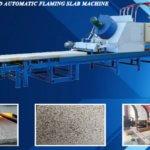Automatic Stone Flaming Machine