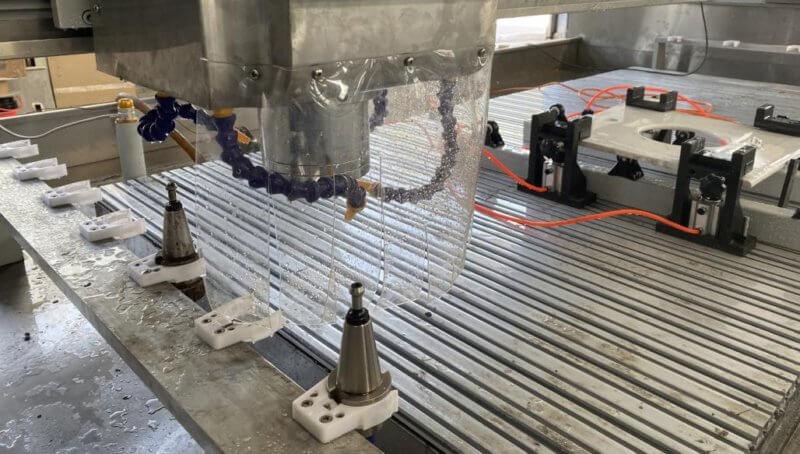 Stone CNC Machining Center