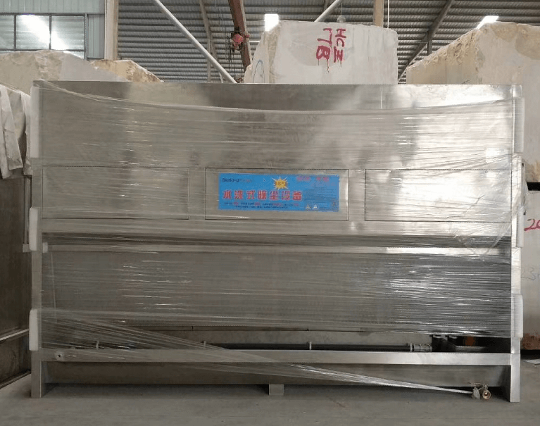 Stone Water Curtain Air Dust Collector